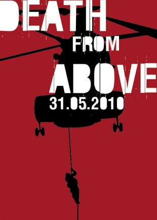 Death from above poster